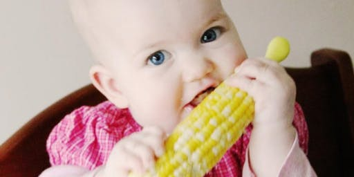 Baby Weaning Class (Bring your Baby!)- Sept 19th