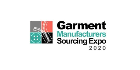Garment Manufacturers Sourcing Expo 2020 tickets