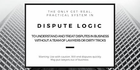 Dispute Logic for Business: Beirut (29-30 April 2020) tickets