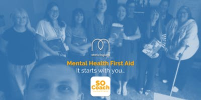 Mental Health First Aid - Birkenhead - ***** Two Day
