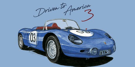 Driven to America 3 (DTA3) tickets