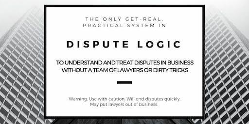 Dispute Logic for Business: Mexico City (6-7 April 2020)