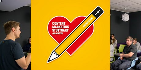 Content Promotion mit Facebook Ads - Content Marketing Meetup Stuttgart Tickets