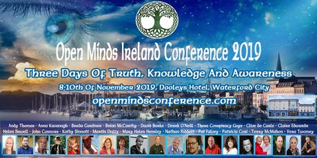 Open Minds Ireland Conference III tickets