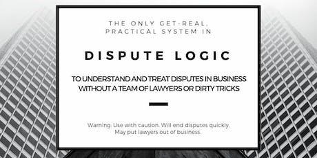 Dispute Logic for Business: Santiago (10-11 April 2020) tickets