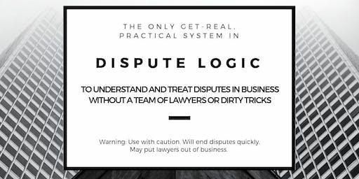 Dispute Logic for Business: Santiago (10-11 April 2020)