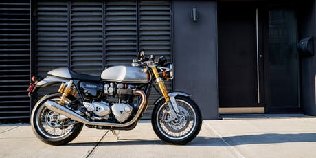 Triumph Thruxton R Test Ride tickets