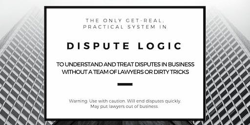 Dispute Logic for Business: Cape Town (16-17 April 2020)