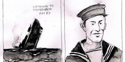 Graphic Novels, Real Life Stories - Advanced with Ottilie Hainsworth (Sept - Dec 2019)