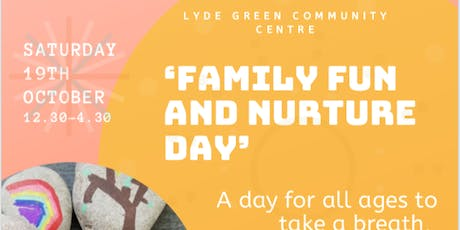 Family Fun and Nurture Day tickets