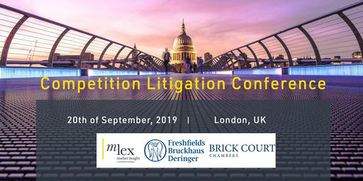 Competition Litigation Conference 2019