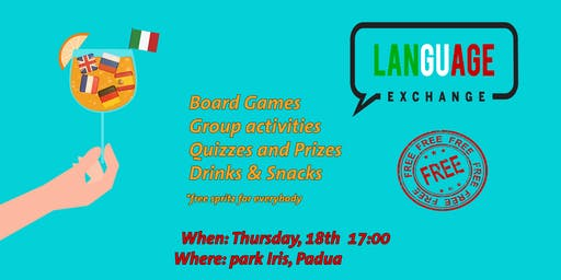 Language Exchange Padova