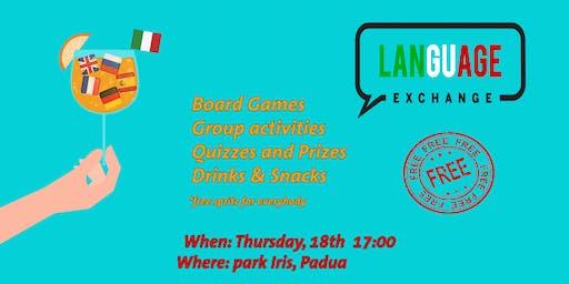 Language Exchange Padova