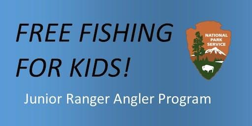 Junior Ranger Angler Program