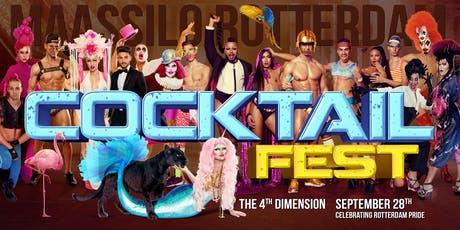 Cocktail Fest - The Fourth Dimension tickets