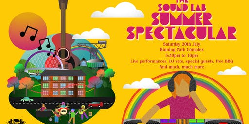The  Sound Lab Summer Spectacular
