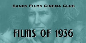 The Plow That Broke The Plains | Films of 1936
