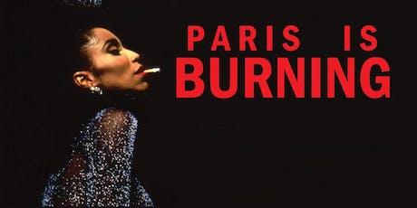 Paris Is Burning -  Pride Free Film Night  tickets