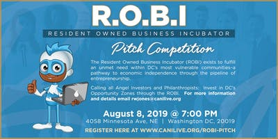 Resident Owned Business Incubator (ROBI)- Business Pitch Competition
