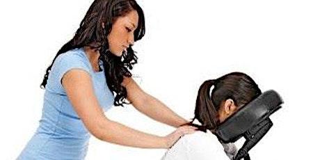 On Site Chair Massage tickets