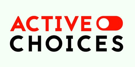 "Active Choices ""Not Another Motivational Speaker"" Book Tour tickets"
