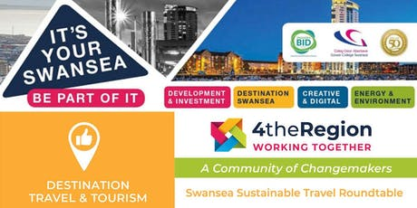 Swansea Sustainable Travel Roundtable tickets