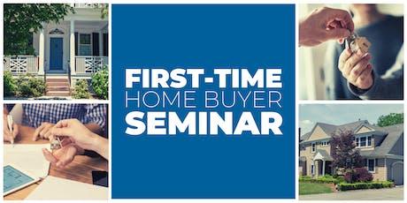Home Buyer Seminars - 09/05 & 09/07 tickets