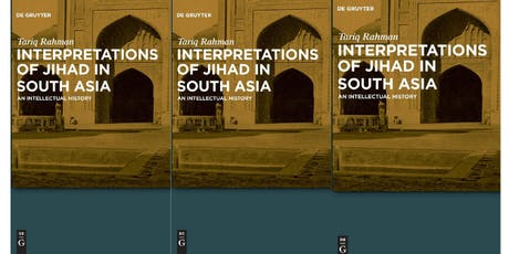 Book Launch: Interpretations of Jihad in South Asia tickets
