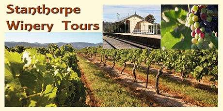 Warwick Stanthorpe Warwick - Optional Stanthorpe Winery Tours and Lunch tickets