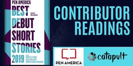 PEN America Best Debut Short Stories 2019 Contributor Readings tickets