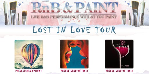RnB and Paint: Lost In Love Tour (Montgomery, AL)