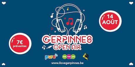 Open Air Gerpinnes - Bal aux Lampions 2019 billets