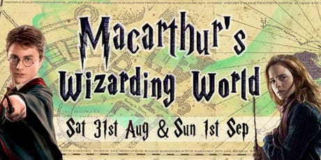 Macarthur's Wizarding World (A must for Harry Potter fans) tickets