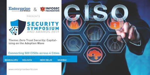 Enterprise IT World & Infosec Foundation CISO Event and Awards 2019 - Delhi