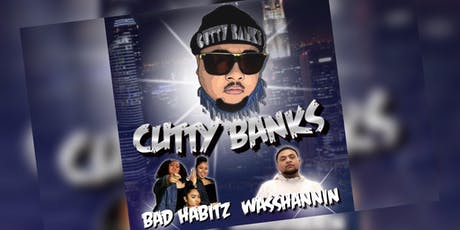 TokoUso Unity Tour / Cutty Banks, Bad Habitz, Wasshannin live @ 5th Quarter tickets