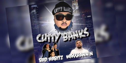 TokoUso Unity Tour / Cutty Banks, Bad Habitz, Wasshannin live @ 5th Quarter