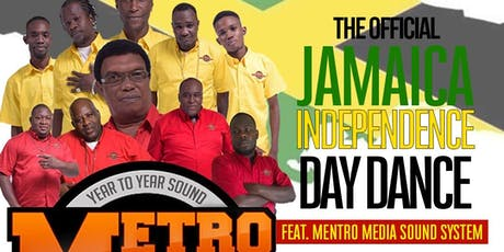 Jamaica Independence Day Dance  tickets