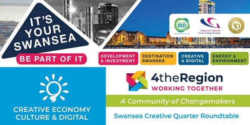 Swansea Creative Quarter Roundtable