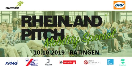 Rheinland-Pitch Mobility Special mit DKV Euro Service Tickets