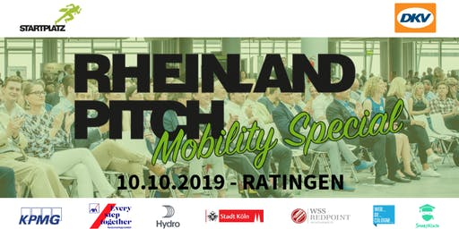 Rheinland-Pitch Mobility Special mit DKV Euro Service