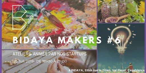 ✘ Bidaya Makers #6 ✘