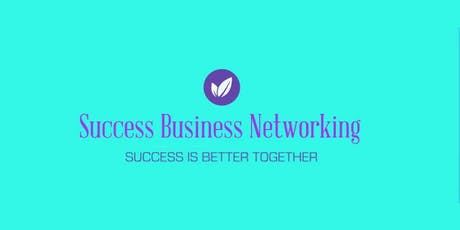 Success Business Networking Presents  Martin Brossman tickets