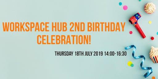 Workspace Hub 2nd Birthday