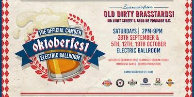 Camden Oktoberfest 2019