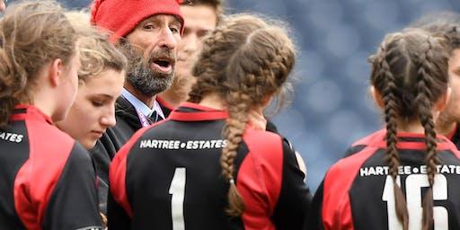 UKCC Level 2: Coaching Youth & Adult Rugby Union - Dumfries Saints RFC