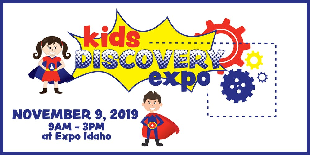 Kids Discovery Expo Tickets, Sat, Nov 9, 2019 at 9:00 AM