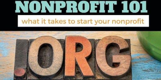 The Nonprofit 101:Masterclass