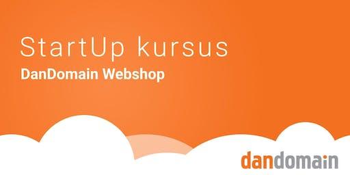 Webshop StartUp kursus (online kursus)
