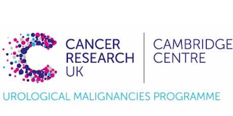 CRUK Cambridge Centre Urological Malignancies Programme Meeting tickets