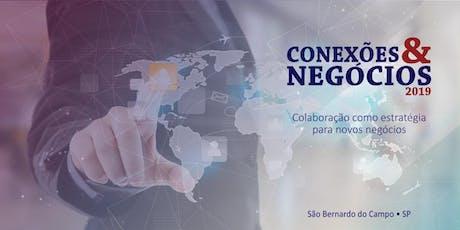 6º Conexões & Negócios 2019 ingressos